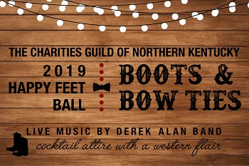 Boots and Bow Ties: 2019 Happy Feet Ball
