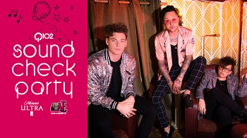Tickets | Q102 Bosom Ball Sound Check Party w/ Lovelytheband