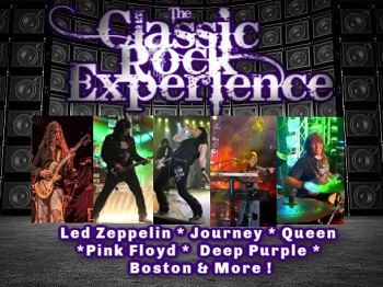 The Classic Rock Experience at the Blue Note