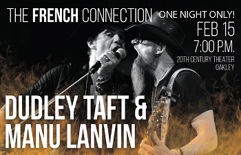 The French Connection: Dudley Taft & Manu Lanvin