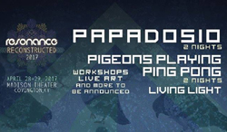 Resonance: Reconstructed w/ Papadosio