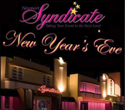 New Year's Eve Bash at Newport Syndicate 2016